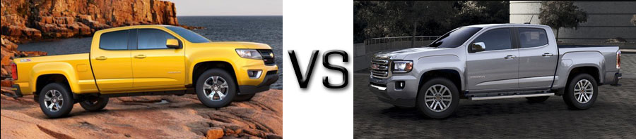Canyon Vs Colorado >> 2015 Colorado Vs Gmc Canyon Burlington Chevrolet