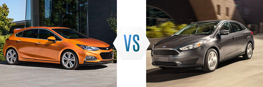 2017 Chevrolet Cruze vs Honda Civic