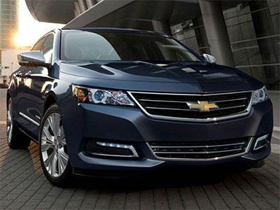 Convenience Features The 2017 Chevrolet Impala