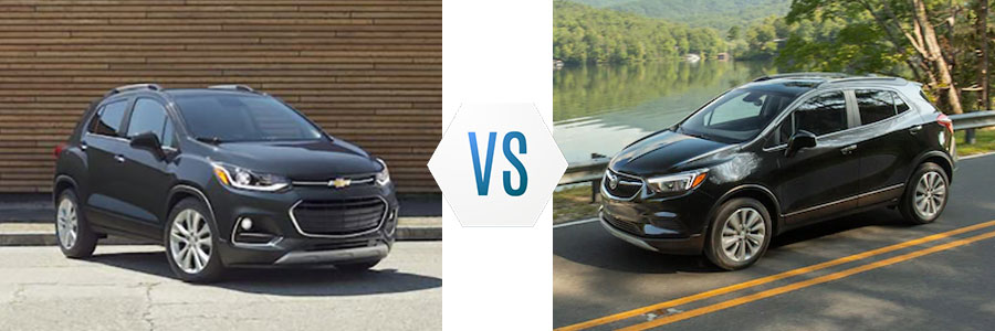 2020 Chevrolet Trax vs Buick Encore