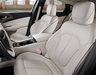 2016 Chrysler 200 Stylish Interior Comfort