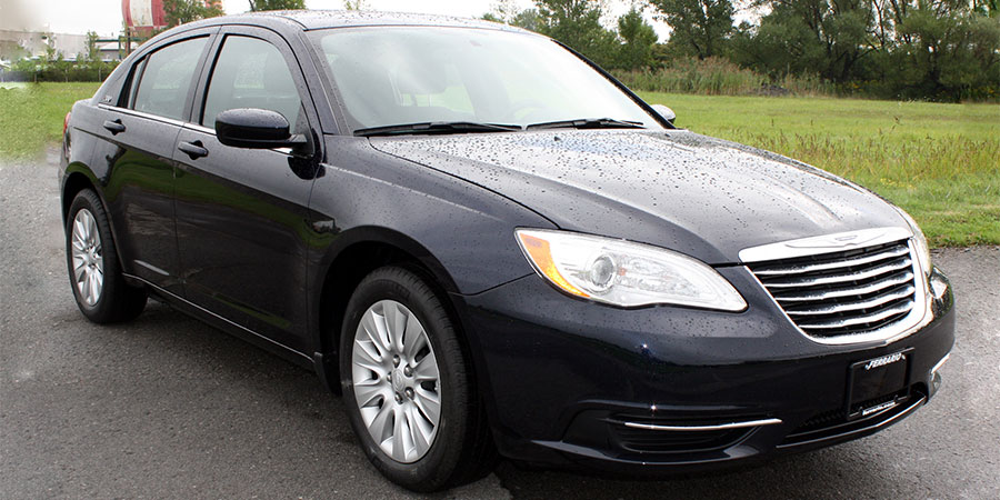 Used Chrysler 200 Gen 1