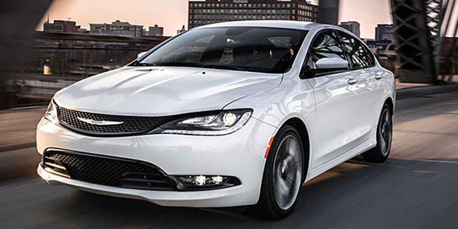 Used Chrysler 200 Gen 2