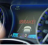 2016 Chrysler 300 Forward Collision Warning