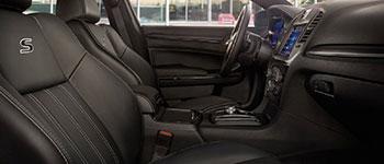 2016 Chrysler 300 Interior Luxury