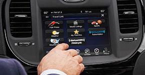 2016 Chrysler 300 Uconnect