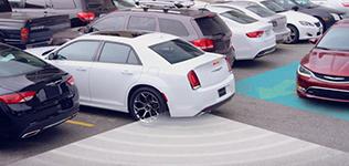 2017 Chrysler 300 ParkSense
