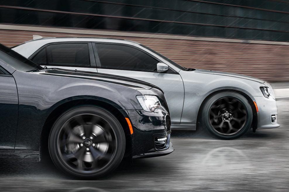 2020 Chrysler 300 Comparison