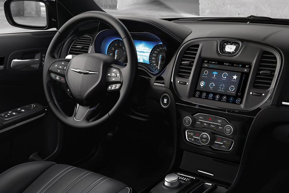 2020 Chrysler 300 Technology