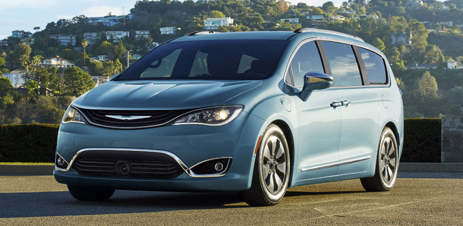 Chrysler Pacifica for Rent in Elizabethtown