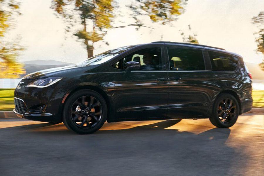 2019 Chrysler Pacifica Vs Honda Odyssey Swope Chrysler
