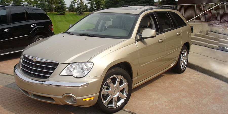 Used Chrysler Pacifica Gen 1