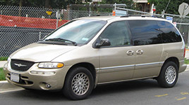 3rd-Gen-Chrysler-Town & Country