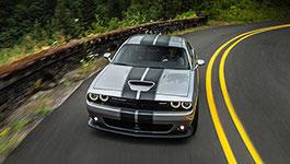 2016 Dodge Challenger Excellent Warranty Coverage