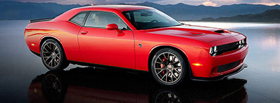 2016 Dodge Challenger Iconic Exterior Style