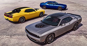 2017 Dodge Challenger SRT Hellcat Chiseled Good Looks