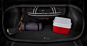 2017 Dodge Challenger SRT Hellcat Class-Leading Cargo Capacity