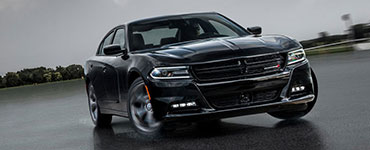 2016 Dodge Charger Muscular Exterior Style
