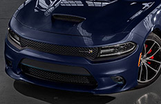 2017 Dodge Charger Crosshair Grille