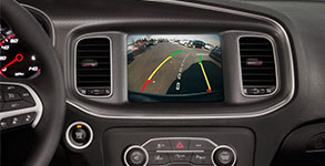 2017 Dodge Charger ParkSense Rear Park Assist System