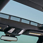 2017 Dodge Charger Power Sunroof