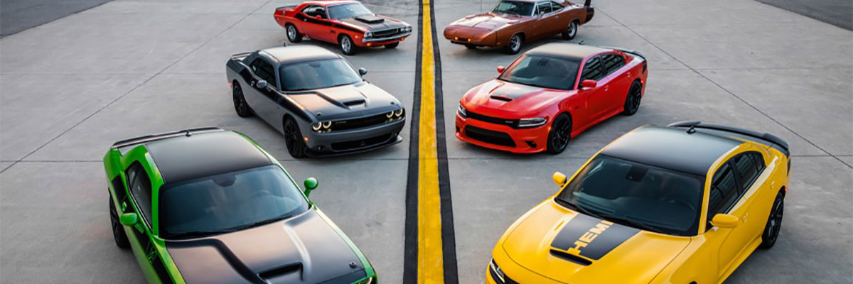 Charger Line-Up