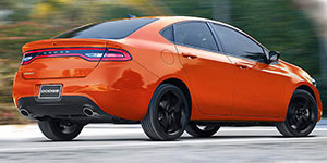 2016 Dodge Dart 41 mpg Highway