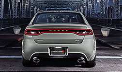 2016 Dodge Dart Racetrack Taillamp