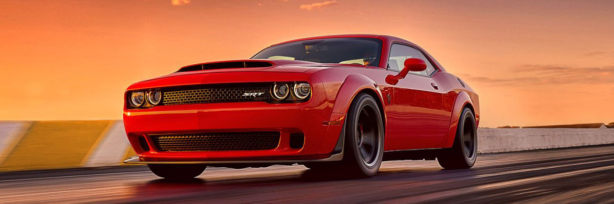 2018 Dodge Demon Preview
