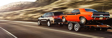 2016 Dodge Durango Major Towing Power