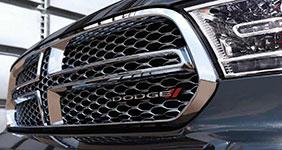 2017 Dodge Durango Crosshair Grille