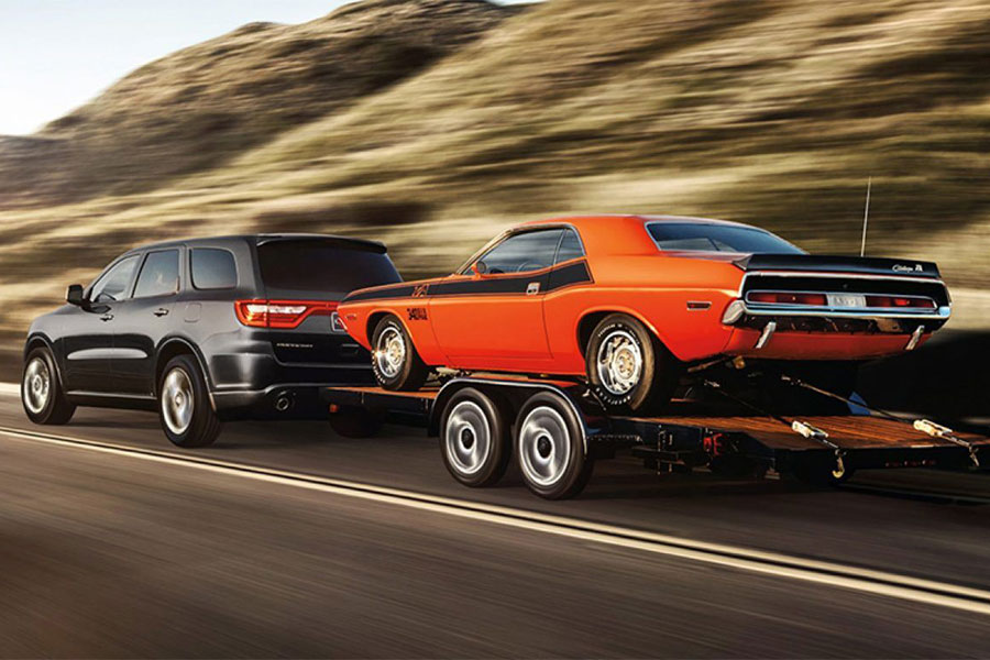2019 Dodge Durango Towing