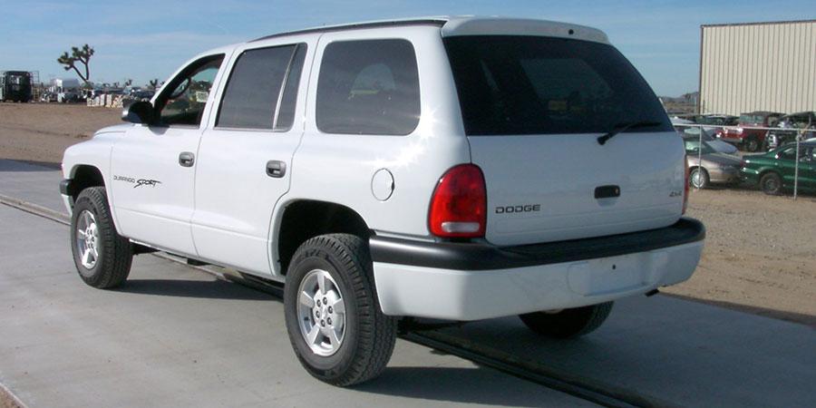 Used Dodge Durango Gen 1