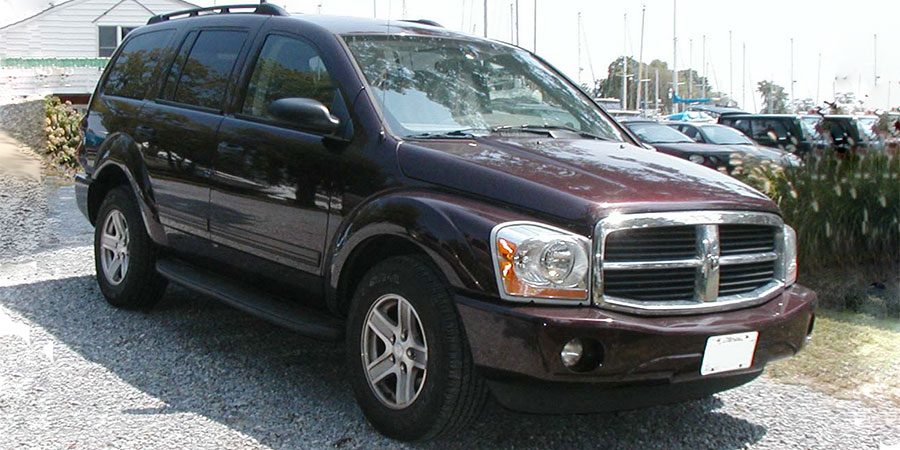 Used Dodge Durango Gen 2
