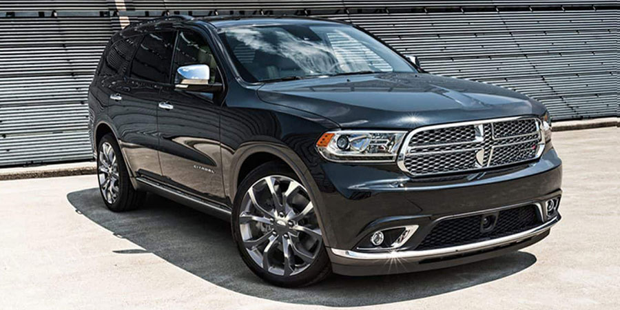 Used Dodge Durango Gen 3