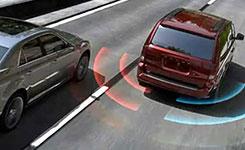 2016 Dodge Grand Caravan Blind-Spot Monitoring