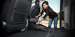 2016 Dodge Grand Caravan Stow 'n Go