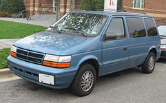 2nd-Gen-Dodge-Grand Caravan
