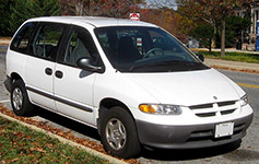 3rd-Gen-Dodge-Grand Caravan