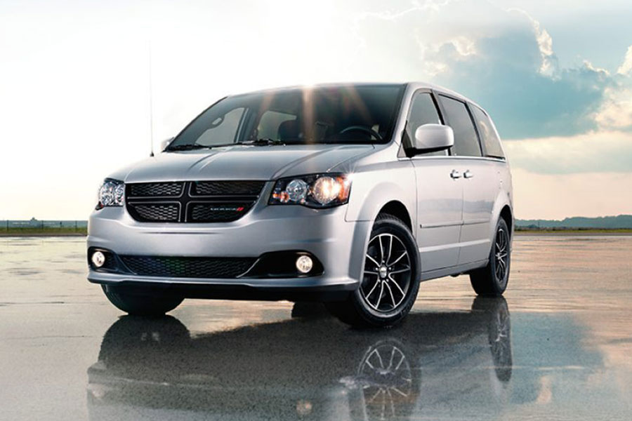 Used Dodge Grand Caravan Gen 5