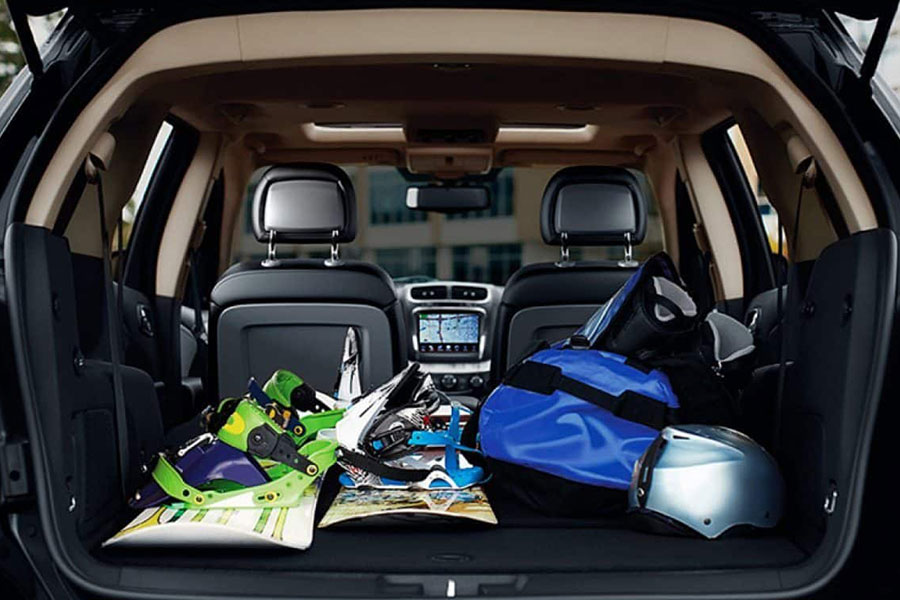 2019 Dodge Journey Cargo Room