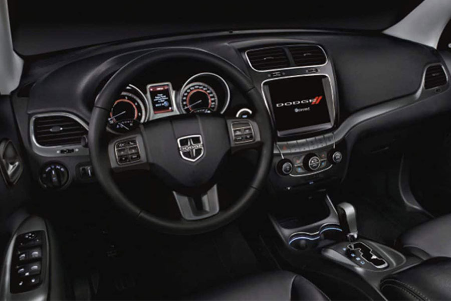 2019 Dodge Journey Infotainment