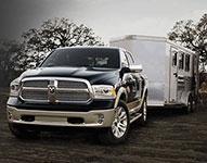 2016 Dodge Ram 1500 Hill Start Assist