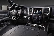 2016 Dodge Ram 1500 Luxurious Cabin