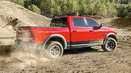 2017 Ram 1500 Off-Road Power