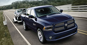 2017 Ram 1500 World-Class Towing and Hauling