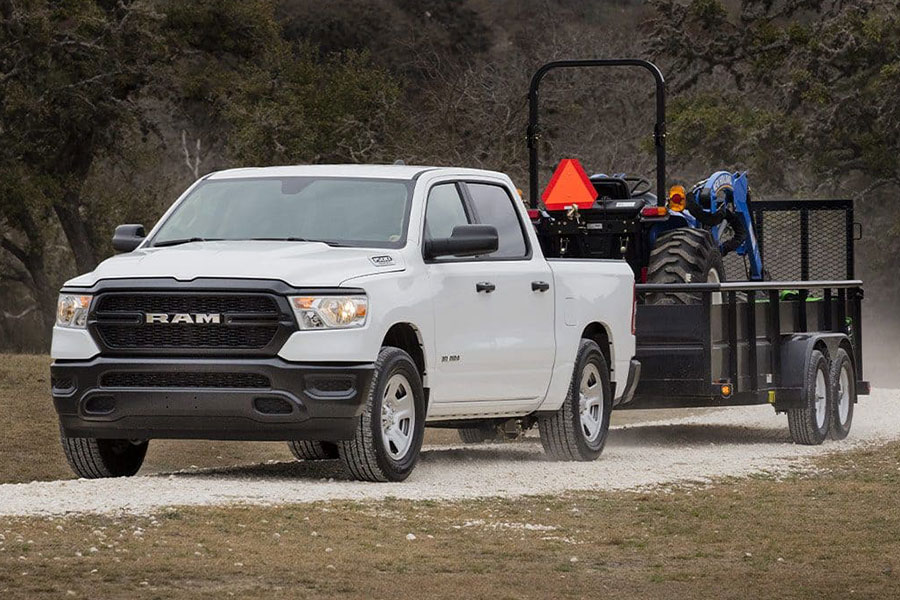 2019 All-New Ram 1500 Hauling