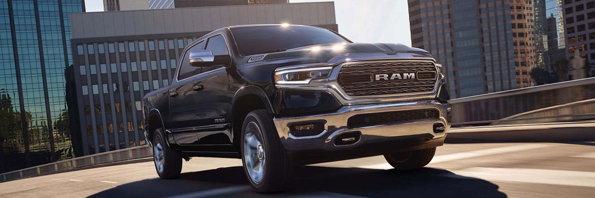 2019 All-New Ram 1500