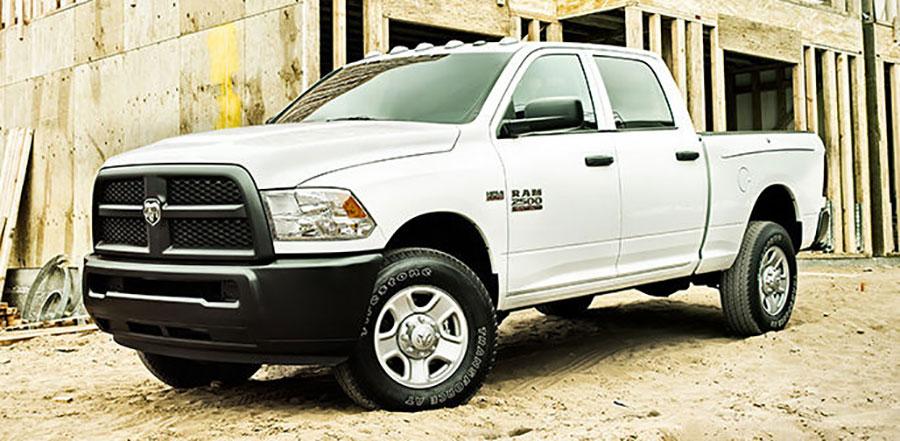 2016 Dodge Ram 2500