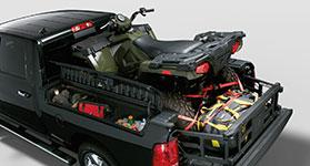 2017 Ram 2500 RamBox Cargo Management